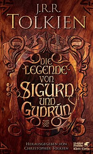 9783608937954: Die Legende von Sigurd und Gudrún