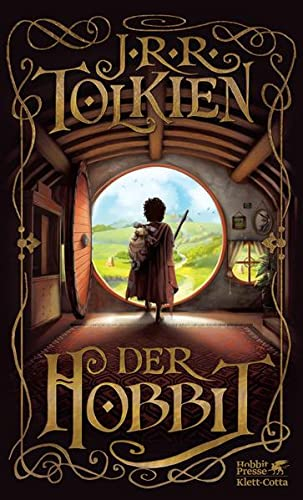 9783608938180: Der Hobbit: Oder Hin und zurück