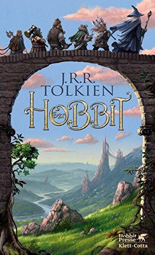 Der Hobbit: Kinder- und Jugendbuchausgabe (Hardback): John Ronald Reuel