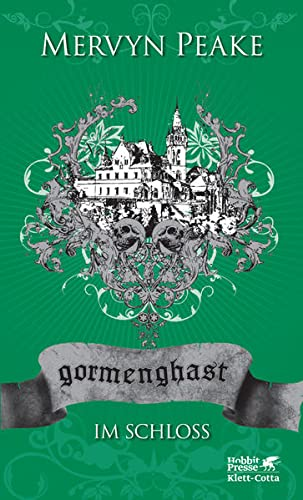 9783608939224: Gormenghast / Im Schloss