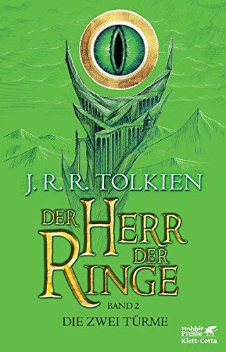 9783608939828: Der Herr der Ringe - Die zwei Türme Neuausgabe 2012: Neuüberarbeitung der Übersetzung von Wolfgang Krege, überarbeitet und aktualisiert