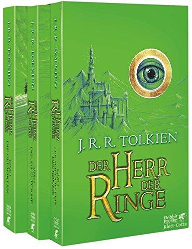 9783608939842: Der Herr der Ringe - Neuausgabe 2012