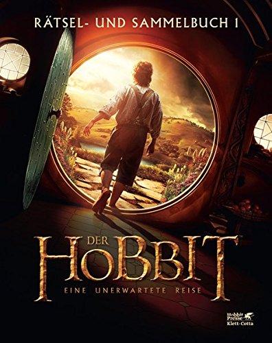 9783608939989: Der Hobbit: Eine unerwartete Reise - Rätsel- und Sammelbuch