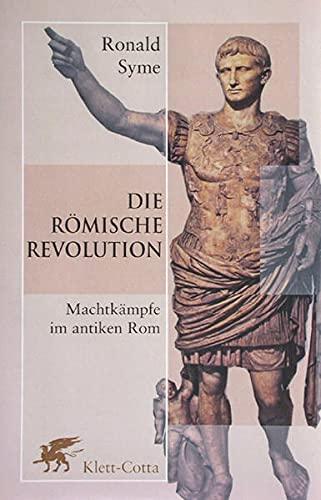 Die Römische Revolution. Machtkämpfe im antiken Rom. (3608940294) by Ronald Syme; W. Dahlheim; U. Walter