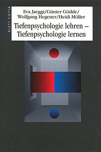 Tiefenpsychologie lehren - Tiefenpsychologie lernen. Die Zeit erleben. (360894060X) by Anno, Mitsumasa; Jaeggi, Eva; Gödde, Günter; Hegener, Wolfgang; Möller, Heidi