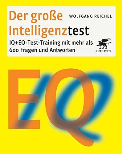 9783608941173: Der große Intelligenztest