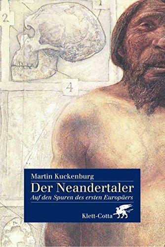 9783608941371: Der Neandertaler: Auf den Spuren des ersten Europ�ers