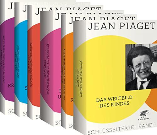 Schlüsseltexte in 6 Bänden: Jean Piaget