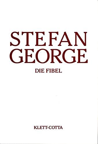9783608951080: Die Fibel.: Auswahl erster Verse.