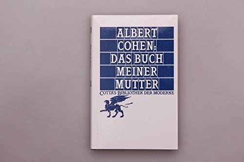 9783608951790: Das Buch meiner Mutter