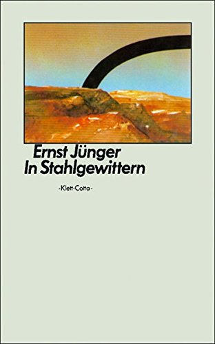 9783608952087: In Stahlgewittern (German Edition)