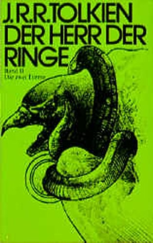 9783608952131: Der Herr der Ringe, 3 Bde. Kt, Tl.2, Die zwei Türme: Bd. 2