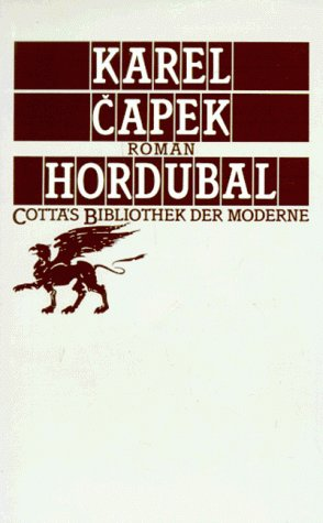 9783608952414: Hordubal.
