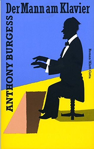 9783608953848: Der Mann am Klavier
