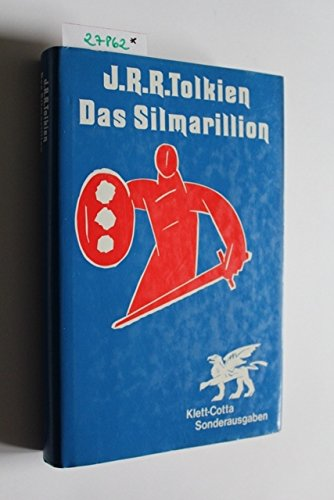 9783608954784: Das Silmarillion. (Hobbit Presse)