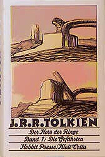 9783608955361: Der Herr der Ringe, Geb, Bd.1, Die Gefährten (übersetzt von Margaret Carroux)