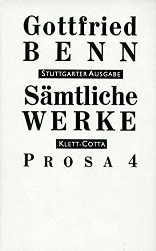 Prosa 4 (1951 - 1956)