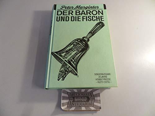 9783608955958: Der Baron und die Fische. (Hobbit Presse)