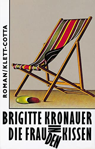 9783608956696: Die Frau in den Kissen: Roman (German Edition)