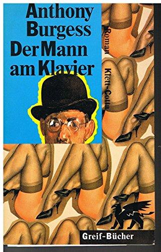 9783608957723: Der Mann am Klavier. Roman