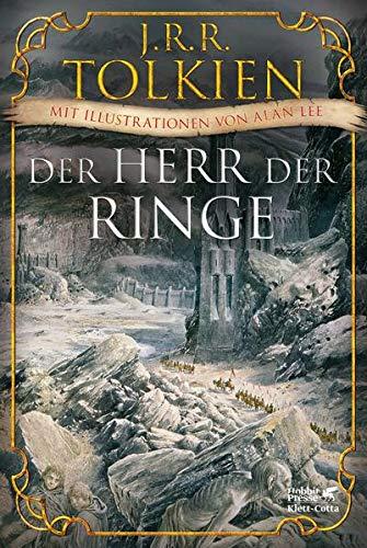 9783608960358: Der Herr der Ringe