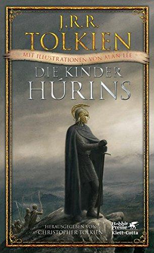 Die Kinder Hurins: Mit Illustrationen von Alan: John R Tolkien,