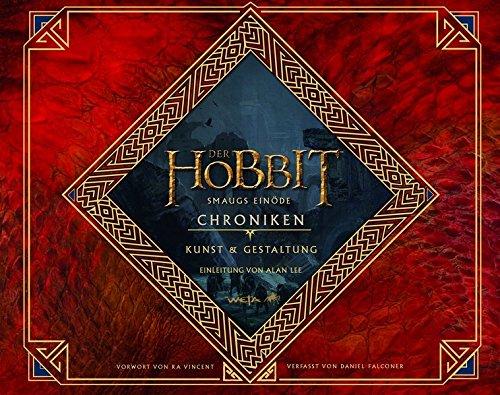 9783608960532: Der Hobbit: Smaugs Einöde - Chroniken III: Chroniken 3: Kunst und Gestaltung