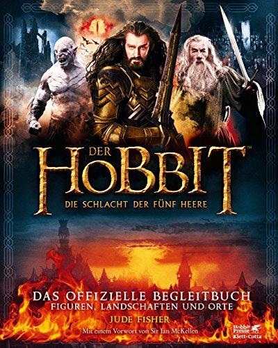9783608960600: Der Hobbit: Die Schlacht der Fünf Heere - Das offizielle Begleitbuch