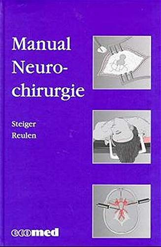9783609515304: Manual Neurochirurgie.