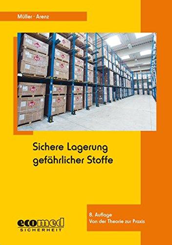 Sichere Lagerung gefährlicher Stoffe: Norbert Müller