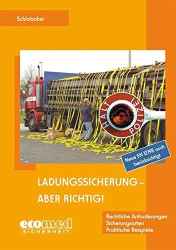 9783609685670: Ladungssicherung - aber richtig!: Teilnehmerunterlagen (Broschüre)