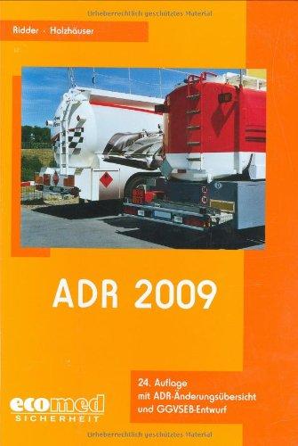 9783609695570: ADR 2009