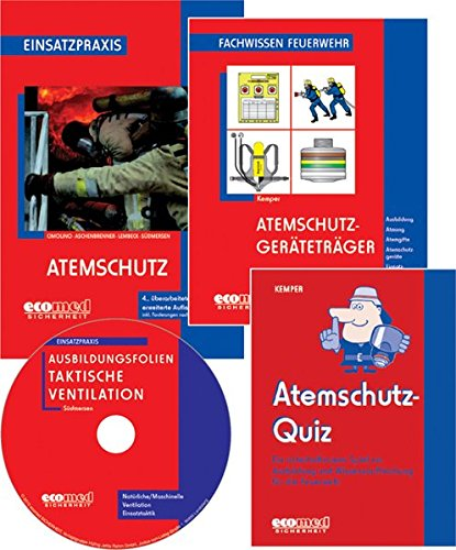9783609787046: Paket: Atemschutz und Taktische Ventilation