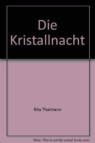 9783610003982: Die Kristallnacht (German Edition)