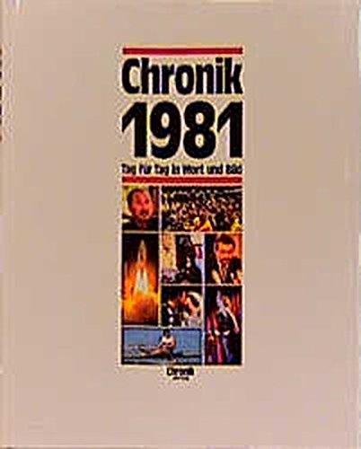 9783611001277: Chronik 1981