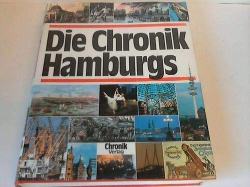Die Chronik Hamburgs (German Edition): Schutt, Ernst Christian