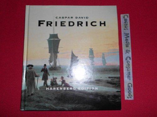 9783611004018: Caspar David Friedrich.