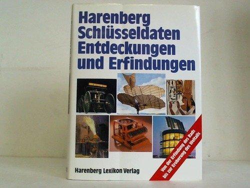 9783611006821: Harenberg Schlüsseldaten Entdeckungen und Erfindungen.