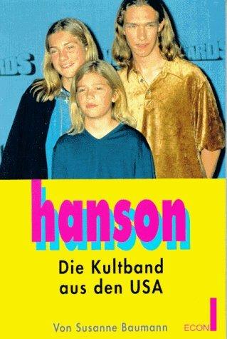 9783612120366: Hanson - Die Kultband aus den USA