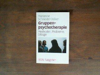 9783612200556: Gruppenpsychotherapie. Methoden, Probleme, Hinweise