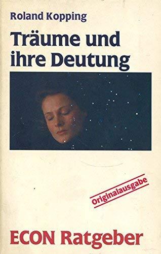 9783612201201: Träume und ihre Deutung