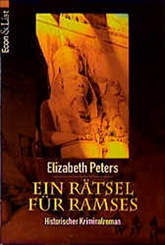 9783612252173: Ein Rätsel für Ramses (Amelia Peabody, #9)