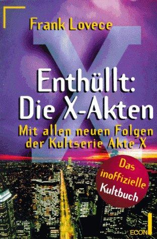 9783612263995: Die X-Akten. Alle Infos und Hintergrundinformationen