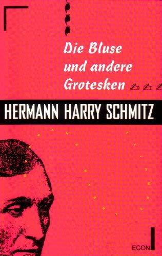 9783612272423: Die Bluse und andere Grotesken.