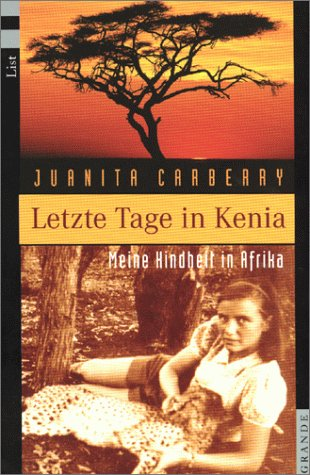 9783612650009: Letzte Tage in Kenia