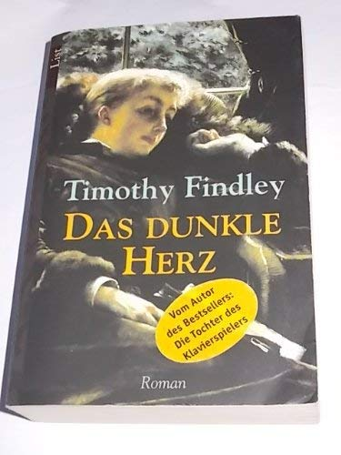 Das dunkle Herz. (3612650580) by Findley, Timothy