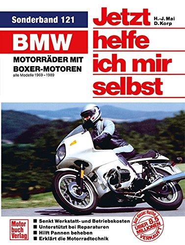 9783613011298: Korp, Dieter, Bd.121 : BMW Motorr�der mit Boxer-Motoren, alle Modelle 1969-1989