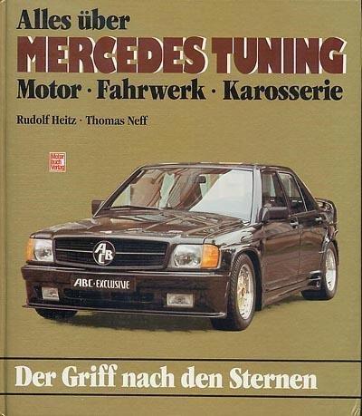 Alles über Mercedes-Tuning. Motor. Fahrzeug. Karosserie - Der Griff nach den Sternen