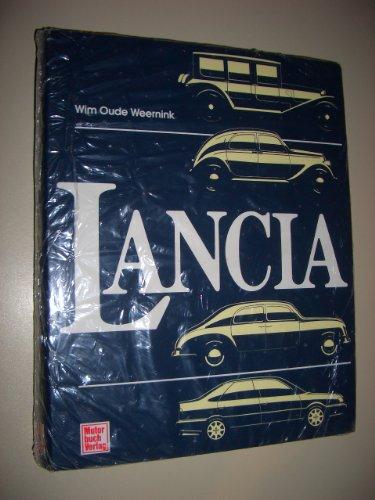 9783613015036: Lancia