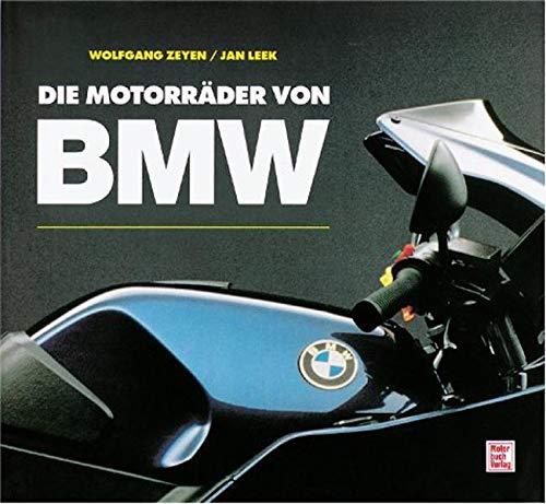 9783613015586: Die Motorräder von BMW (German Edition)